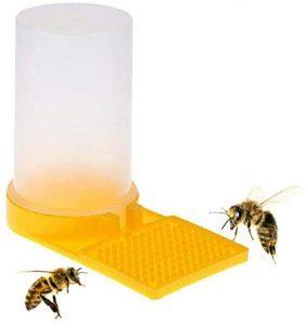 bee entrance feeder
